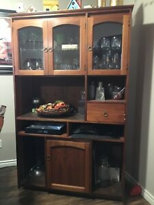 China Cabinet For Sale - Solid Wood / Well Built