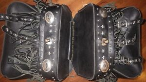 Saddle Bags all leather