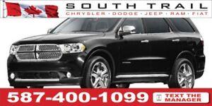 2012 Dodge Durango Citadel FRESH STOCK! CONTACT CHRIS FOR INFO!!