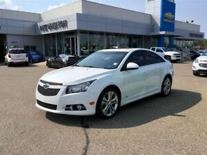 2014 Chevrolet Cruze 2LT Auto with Sunroof