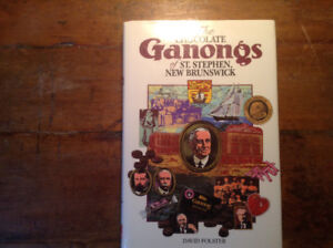 The Chocolate  Ganongs by David Folster[Signed]