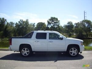 2007 Chevrolet Avalanche LT Sunroof, Leather