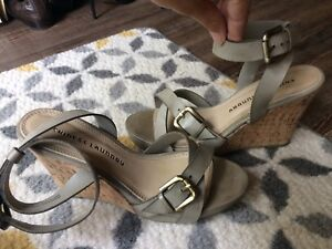 Chinese Laundry wedge shoes