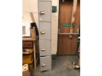 Office locker with keys £50 ono