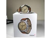 Fossil Q Pilot Hybridwatch Q54