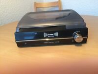 Steepletone record player for sale