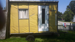 8x12 ice Shack for sale