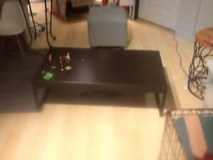 Table basse structube