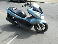 Honda pcx 125 auto drive moped motorcycle scooter only 1599.