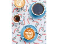 Experienced Barista wanted for Busy Aussie Cafe, competitive pay plus incentives