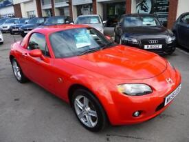MAZDA MX-5 2.0 I 2d 160 BHP NICE CAR WITH HARDTOP. (red) 2006