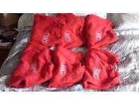 Ladybird lane sweatshirts 3-4 and 5-6