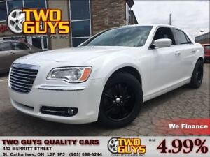 2013 Chrysler 300 Touring LEATHER PANORAMIC ROOF BACK UP CAMERA