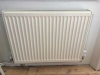 600mm x 800mm double panel double convector radiator