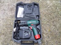 Parkside 10.8V Compact Lithium Cordless Drill
