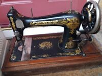1906 Singer sewing machine