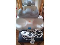 Entire body Massage-Cycloid-Therapy Chi Surger