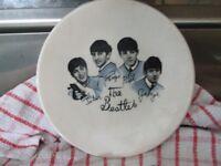 Beatles Plate