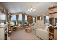 Great pre owned holiday home comes with decking included!