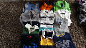 Brand name clothes 10-12