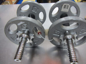Dumbell 10lbs x2
