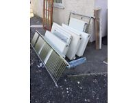 11 various sizes of radiators in good condition.