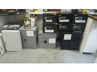 Safes new and used