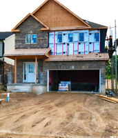 Brand NEW Detached House FOR SALE in Kitchener!