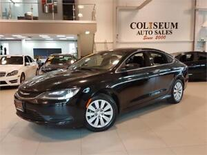 2015 Chrysler 200 LX-AUTO-BLUETOOTH-ONLY 68KM