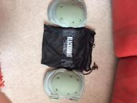 Military style Kneepads by BLACKHAWK. £12 ONO