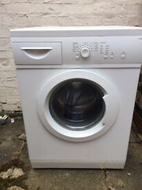 Washing machine for spares