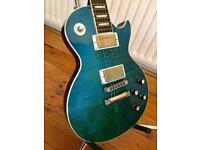 *Limited Edition* Gibson Les Paul Standard Guitar - Pacific Reef - 2004 - Original Hard Case