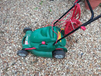 Qualcast Power-Trak 4000 lawnmower without grassbox