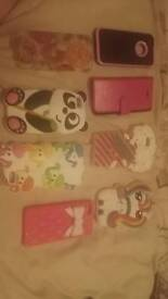 arious iphone 5s phone cases...brand new