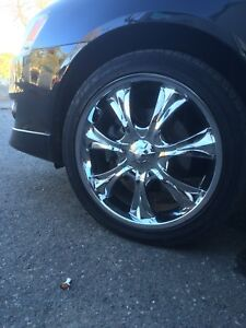 Car Rims And Tires