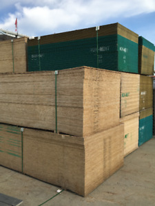 SPECIAL PURCHASE ORIENTED STRAND BOARD