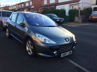 for sale a lovley 2007 face lift peugeot 307 trip tronic 2 owners from new