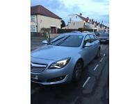 Vauxhall insignia 2.0 sri 160bhp 14reg auto