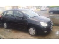 suzuki 1.6 petrol ,mot to drive away cheap car £450 2005 model