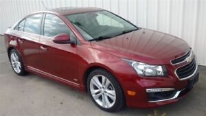 2016 Chevrolet Cruze LTZ | RS PKG | NAVIGATION | SUNROOF |