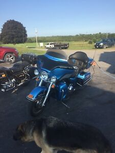 2011 Harley and 81 Goldwing