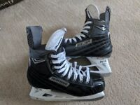 Bauer Nexus 6000 Sr. Ice Hockey Skates size 9EE (UK 10)
