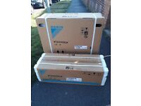 Daikin FTXS-K/RXS-K FTXS50K2V1B + RXS50L2V1B A++ commercial AIr Con New Unused