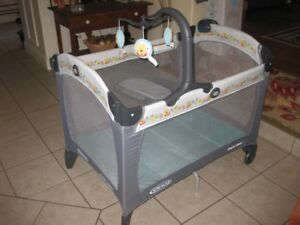 Graco Pack n Play-  Crib, Play pen etc