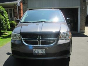 2017 Dodge Grand Caravan Canada Value Package Minivan, Van