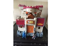 Fisher Price Imaginext castle Playset