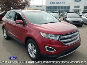 2015 Ford Edge SEL  Cdn Comfort Pkg Leather Trailer Tow Power Pa