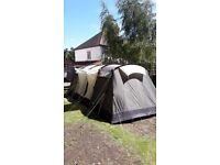 Kampa Pendine 8 Man Tent