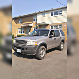 2003 ford explorer v6 NEED GONE