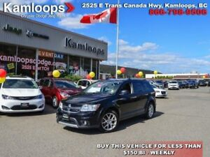 2014 Dodge Journey R/T  - leather seats -  power seats -  remote